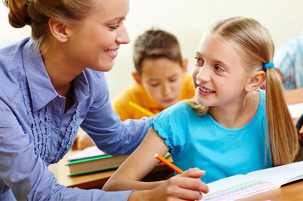Разговор учителя с учеником картинка