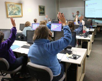 Применение информационно-компьютерных технологий в средней школе