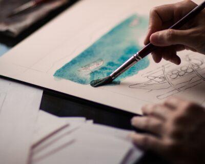 Исполнитель художественно-оформительских работ